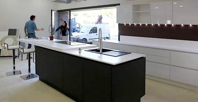 Showroom cuisines salle de bains Aveyron