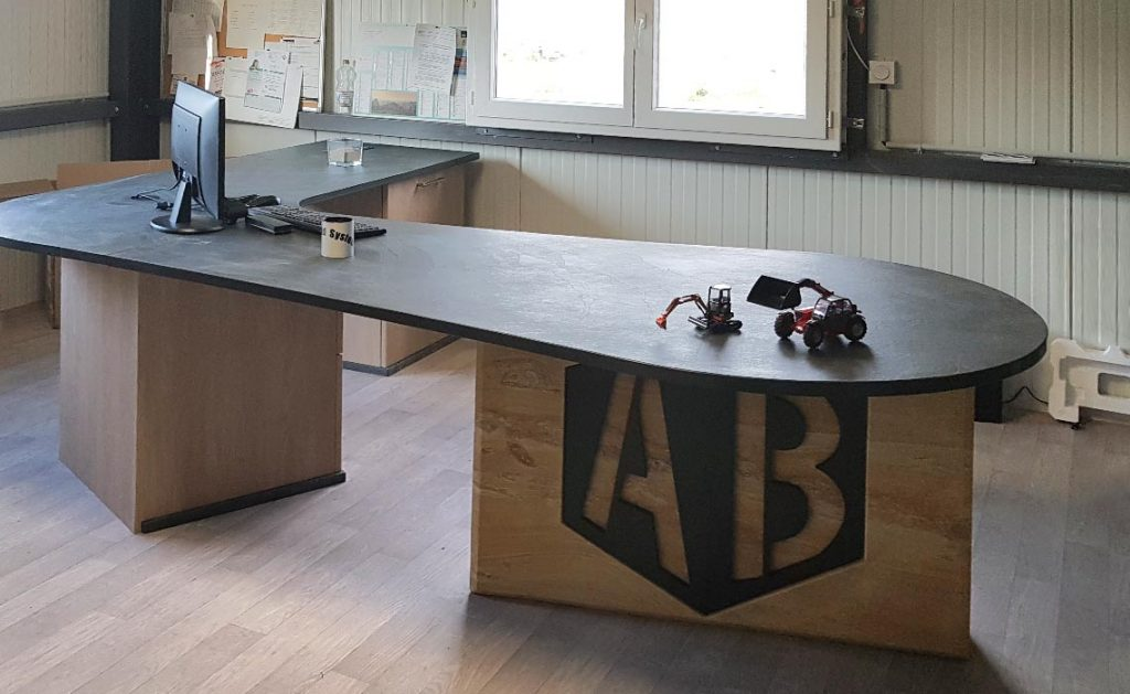 Bureau en Marbre